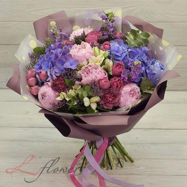 Букеты цветов в ассортименте - Букет Богиня - букеты в СПб