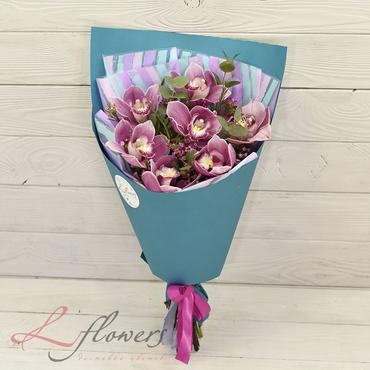 Букеты цветов в ассортименте - Букет Лайма - букеты в СПб