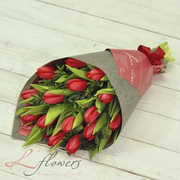 Букеты цветов в ассортименте - Букет Красотка - букеты в СПб