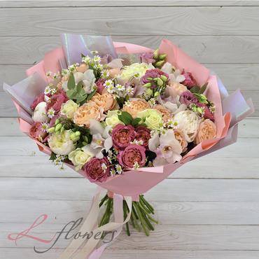Букеты цветов в ассортименте - Букет Амальфи - букеты в СПб