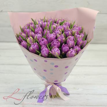 Букеты цветов в ассортименте - Букет Флёр де Лис - букеты в СПб