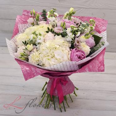 Букеты цветов в ассортименте - Букет Асти - букеты в СПб