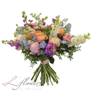 Букеты цветов в ассортименте - Букет Аврора - букеты в СПб