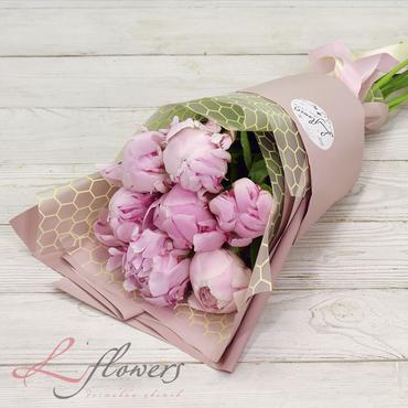 Букеты цветов в ассортименте - Букет Балерина - букеты в СПб