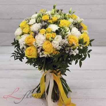 Bouquets - Bouquet Danaya - букеты в СПб