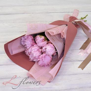 Букеты цветов в ассортименте - Букет Дюймовочка - букеты в СПб