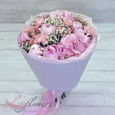 Букеты цветов - Букет Эдит - букеты в СПб