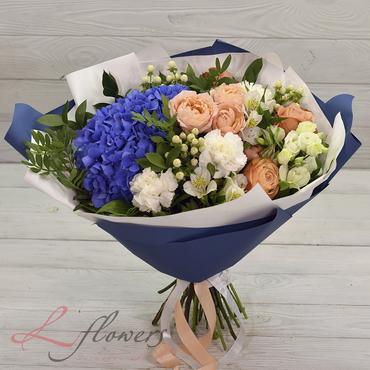 Букеты цветов в ассортименте - Букет Эстель - букеты в СПб