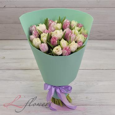 Букеты цветов в ассортименте - Букет Грация - букеты в СПб