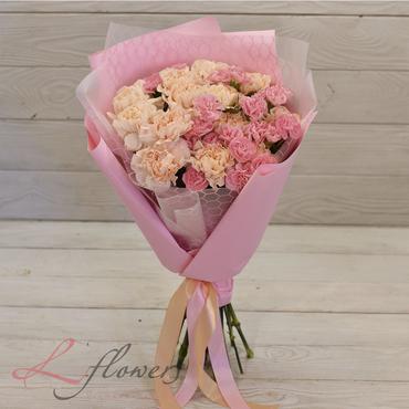 Букеты цветов в ассортименте - Букет Кокетка - букеты в СПб