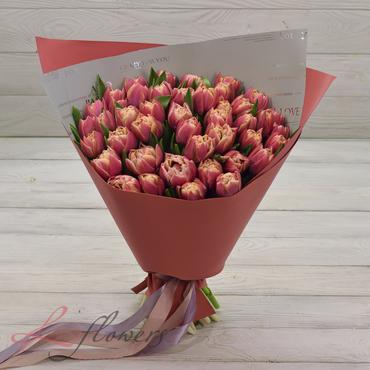Букеты цветов в ассортименте - Букет Коломбо - букеты в СПб