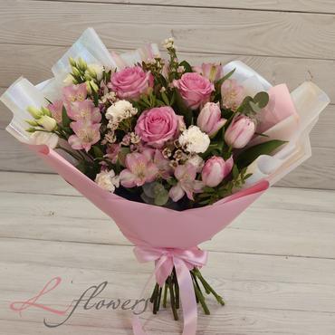 Bouquets - Bouquet Cupid - букеты в СПб