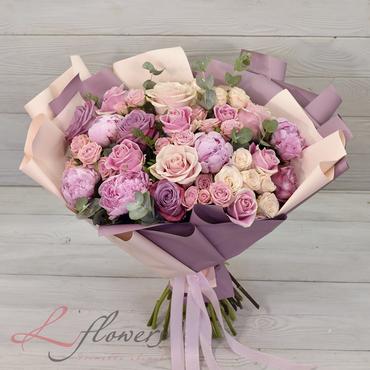 Bouquets - Bouquet Linda - букеты в СПб