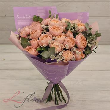 Букеты цветов в ассортименте - Букет Малефисента - букеты в СПб