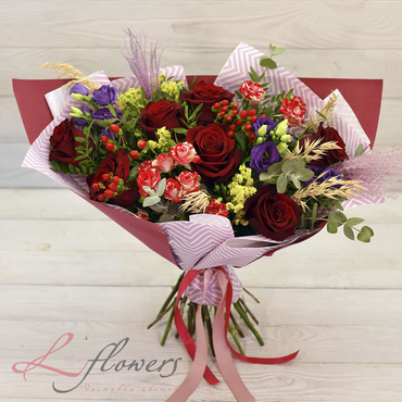 Bouquets - Bouquet Marquise - букеты в СПб
