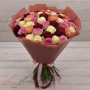 Букеты цветов в ассортименте - Букет  Меркьюри - букеты в СПб