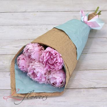 Букеты цветов в ассортименте - Букет Мисс - букеты в СПб
