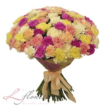 Букеты цветов в ассортименте - Букет Монпансье - букеты в СПб