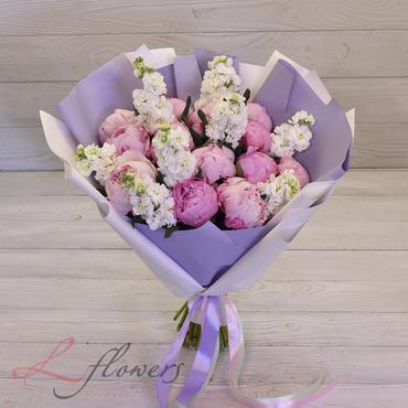 Букеты цветов - Букет Одетта - букеты в СПб