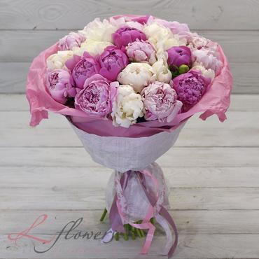 Букеты цветов в ассортименте - Букет Парфе - букеты в СПб