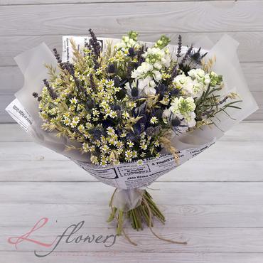 Bouquets - Bouquet Pastoral - букеты в СПб