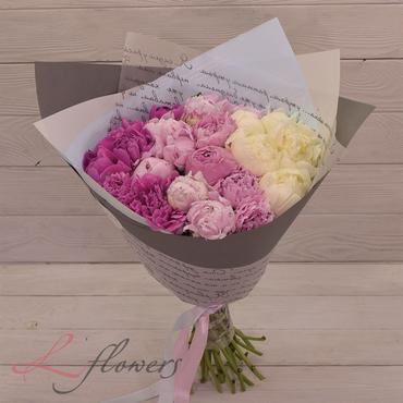 Букеты цветов в ассортименте - Букет Рапсодия - букеты в СПб