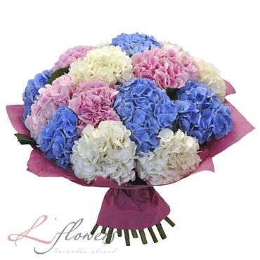Букеты цветов в ассортименте - Букет Сейшелы - букеты в СПб