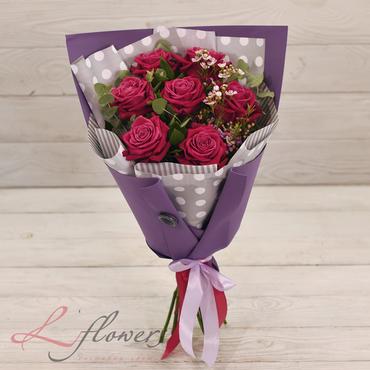Букеты цветов в ассортименте - Букет Шангрила - букеты в СПб