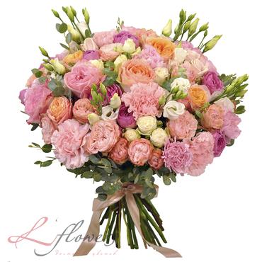 Букеты цветов в ассортименте - Букет Шанти - букеты в СПб