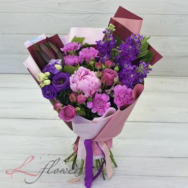 Bouquets - Bouquet Valkyrie - букеты в СПб