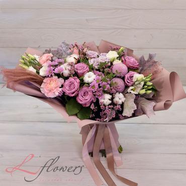 Букеты цветов в ассортименте - Букет Венеция - букеты в СПб