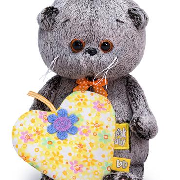 BudiBasa - Baby Basik with a heart - букеты в СПб