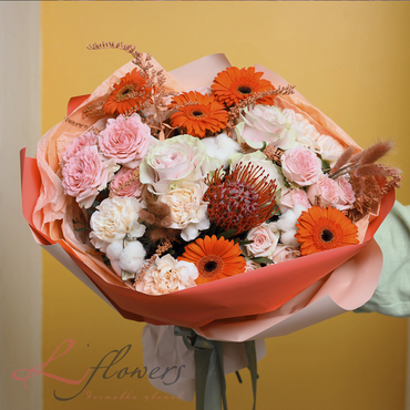 Bouquets - Bouquet Axiom - букеты в СПб
