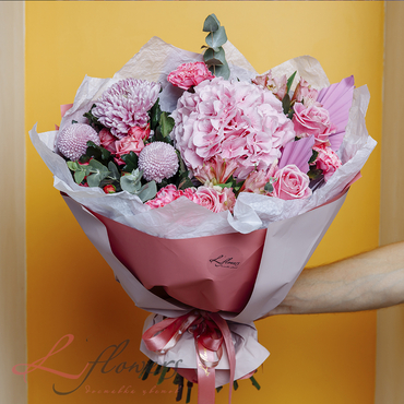 Bouquets - Bouquet Dawn - букеты в СПб