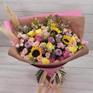 Bouquets - Bouquet Bohemia - flowers in St. Petersburg