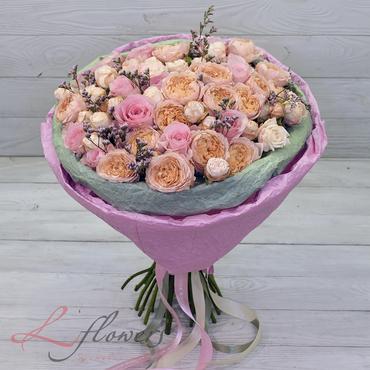 Букеты цветов - Букет Деметра - букеты в СПб