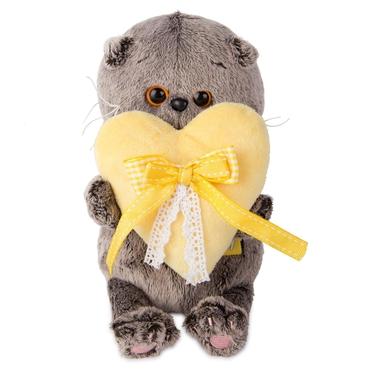 BudiBasa - Басик Baby с желтым сердечком - подарки к букетам в СПб