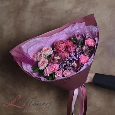 Bouquets - Bouquet Foxtrot - букеты в СПб