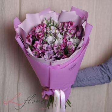 Букеты цветов - Букет Классика - букеты в СПб