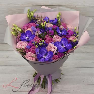 Букеты цветов - Букет Нью Джерси - букеты в СПб