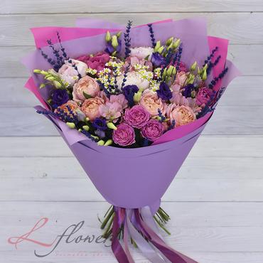 Букеты цветов - Букет Ниагара - букеты в СПб