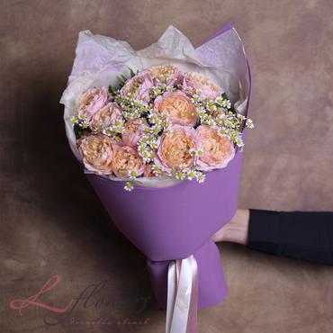 Букеты цветов - Букет Офелия - букеты в СПб