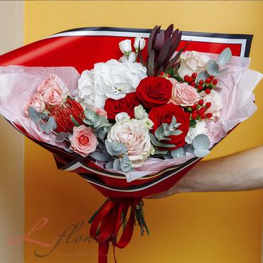 Bouquets - Bouquet Rowan - букеты в СПб