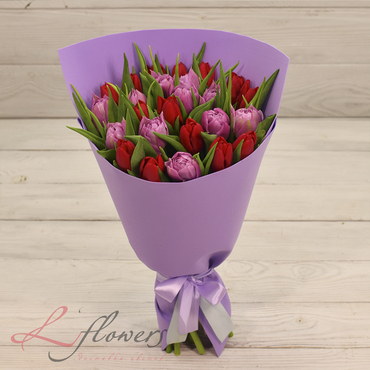 Букеты цветов в ассортименте - Букет Сеньорита - букеты в СПб