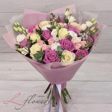 Букеты цветов в ассортименте - Букет Винтерфэл - букеты в СПб