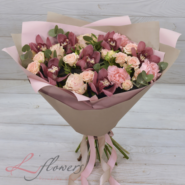 Bouquets - Bouquet Josephine - букеты в СПб